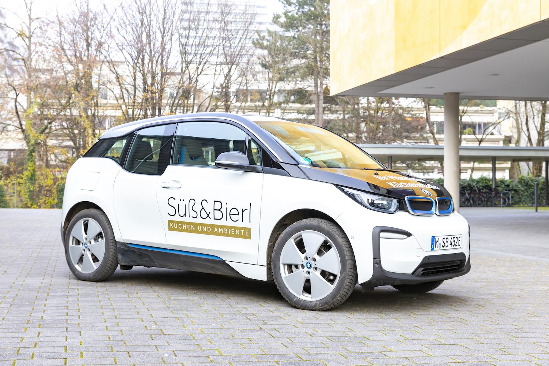 Auto klimaneutral Elektro-Auto BMW i3