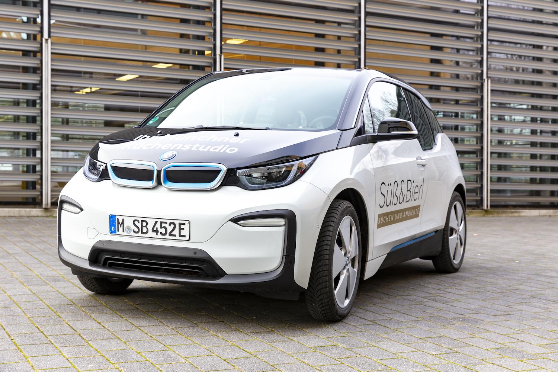 Auto, klimaneutral, Elektro-Auto, BMW i3