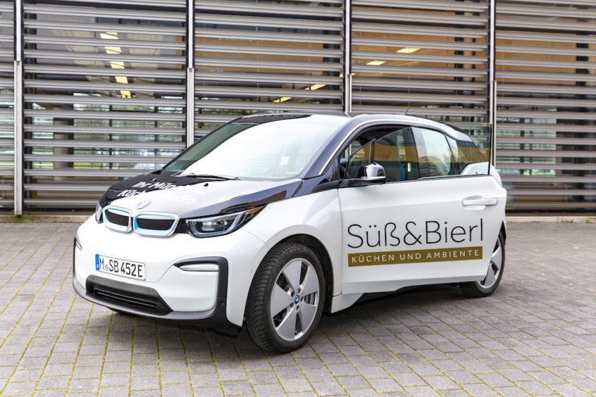 Auto, klimaneutral, Elektro-Auto