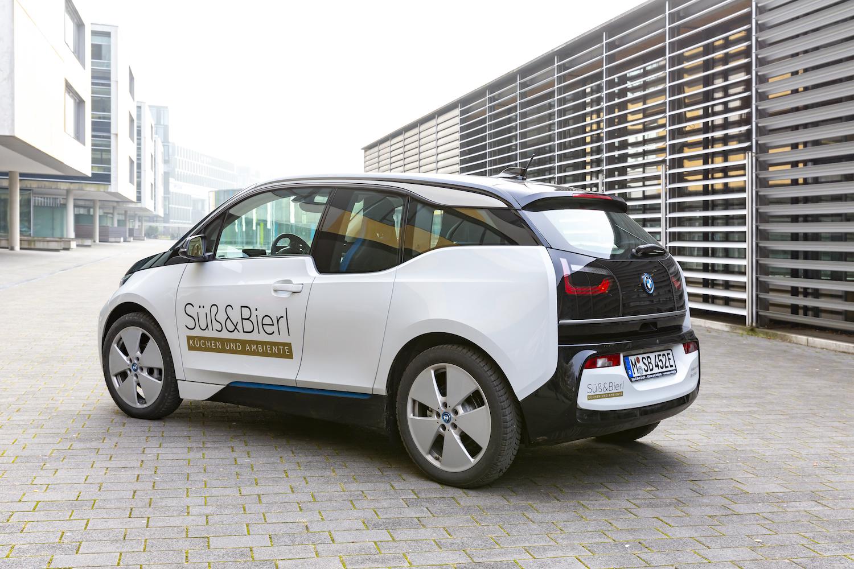 Auto klimaneutral Elektro-Auto